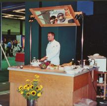 Demonstration Kitchen Layout cooks kitchen: portable instructional kitchen